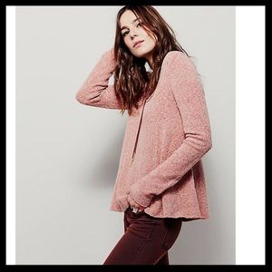Free People Swing Out Sister Sweater